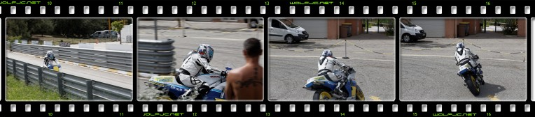 strip X